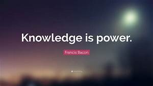 Image Gallery knowledge is power wallpaper