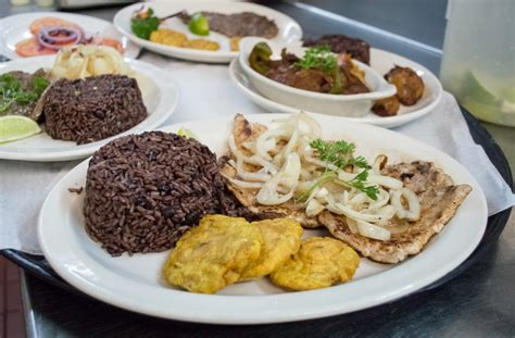 biting into miami s cuban cuisine restaurant the miami hurricane