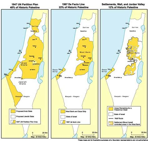 What Does Decor Mean by Israel 1967 Borders