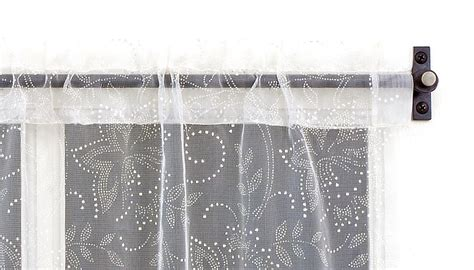 cafe curtain rods cafe curtain rods homesfeed
