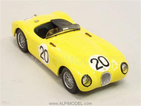 Autoart-JAGUAR C-TYPE LEMANS WINNER 1953 # 18 1/18 GREEN ...