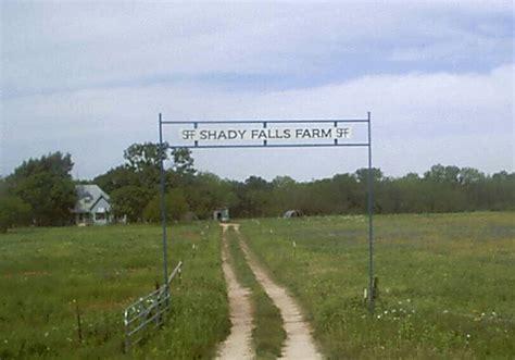 Shady Falls Farm Localharvest