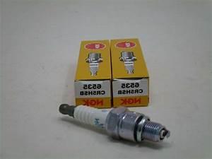 2 Ngk 6535 Cr5hsb Standard Spark Plug Generator