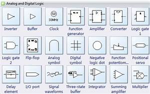 Circuit Symbols for Digital and Analog Logic Design
