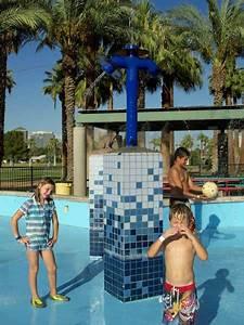 Phoenix-Area Pop Jet Fountains and Splash Playgrounds