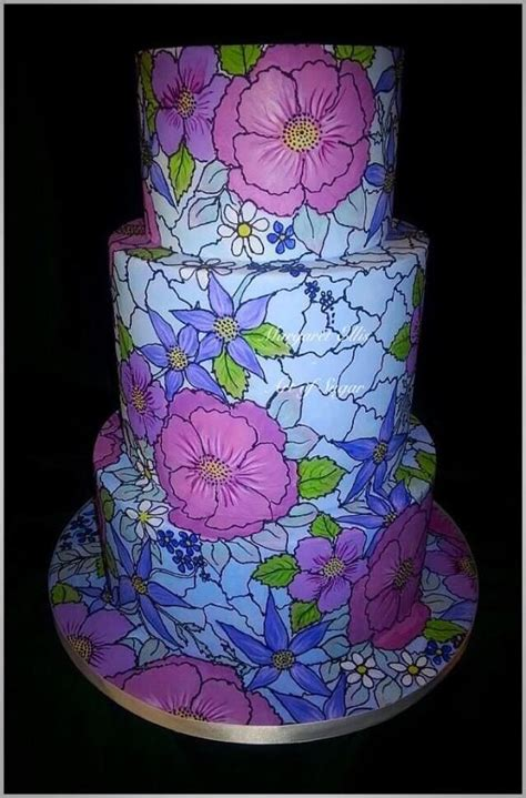 glass cake decoration 17 best images about stained glass cakes on