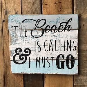Wooden, Beach, Decor