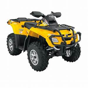 Can-am Outlander 800r