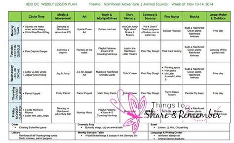 layers of the rainforest preschool activities 386 | rainforest 2