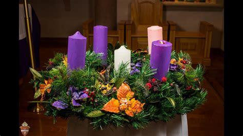 Advent Wreath Instructional
