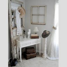 Perfectly Shabby Chic Accents, Accessories And Vignettes