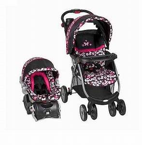 Baby Travel System Stroller And Car Seat Infant Pram For ...