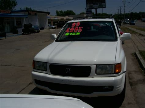 Used honda passport for sale & salvage auction. 1999 Honda Passport for sale in Des Moines,IA
