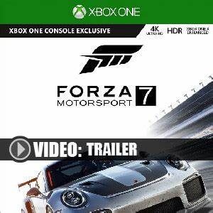 Forza Motorsport 7 Pc Prix : acheter forza motorsport 7 xbox one code comparateur prix ~ Medecine-chirurgie-esthetiques.com Avis de Voitures