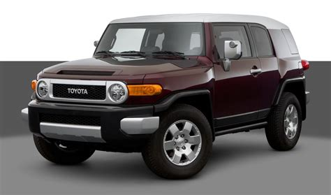 Toyota Fj Cruiser Specs by 2007 Toyota Fj Cruiser Reviews Images And