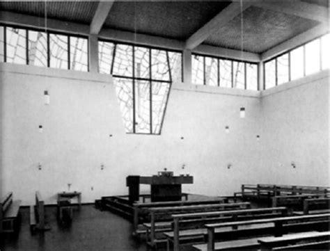 kirche von rudolf schwarz  berlin abgerissen st