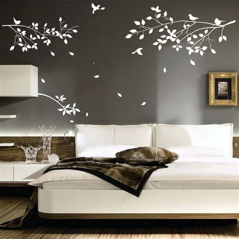 wall painting designs black and white home design ely ideas for bedroom wall colors bedroom Bedroom