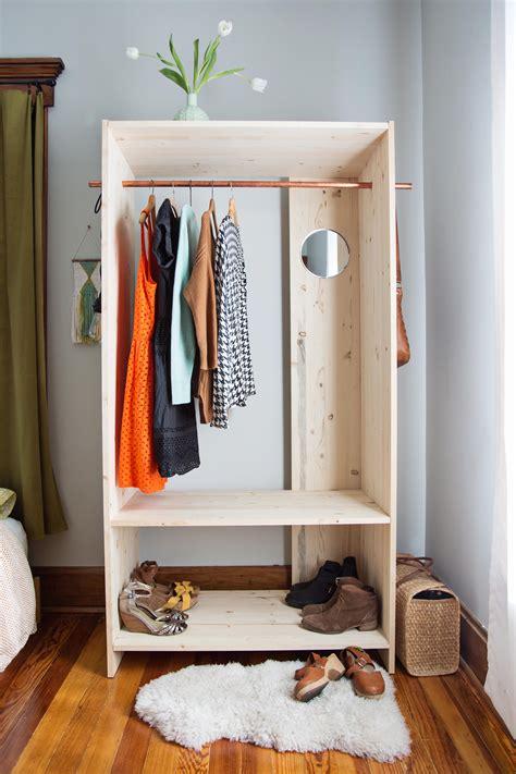 modern wooden wardrobe diy  beautiful mess bloglovin