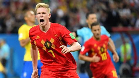 brazil   belgium match report world cup  quarter