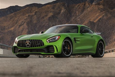 2018 Mercedesamg Gt Is Recalled For Fixing Seat Belts