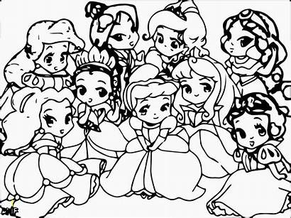 Disney Coloring Pages Princesses Games Line Divyajanani