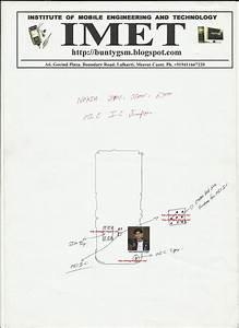 Nokia 3110c  6300c  3500c Mic Ic Jumper By Buntygsm    Imet