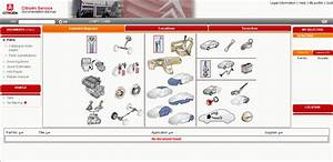 Citroen Parts And Repair 2010