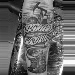 90 Cowboy Tattoos For Men - Wild Wild West Designs