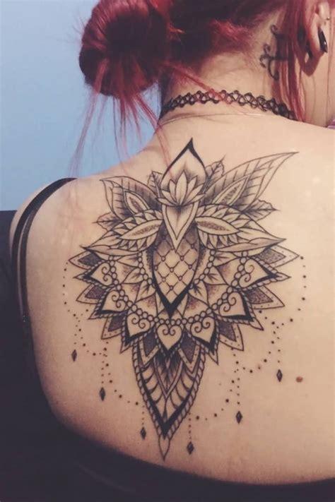 tatuagens de mandalas  inspirar  desenhos