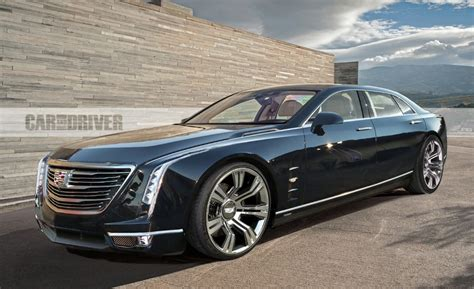 2019 Cadillac Ct8 Taking On The Establishment?  Page 2