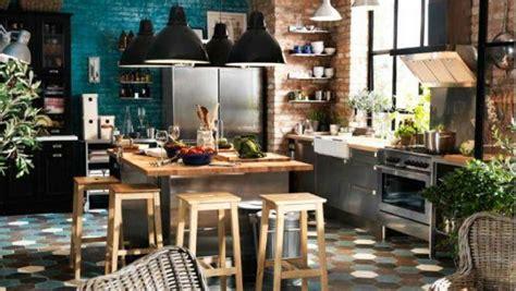 cuisine bistrot ikea 13 idées à copier pour une cuisine style bistrot