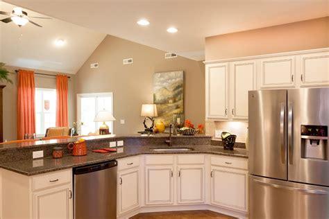 de cuisine com cuisine cuisine bois peint idees de couleur