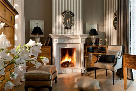 gorgeous fireplace designs modern interior design