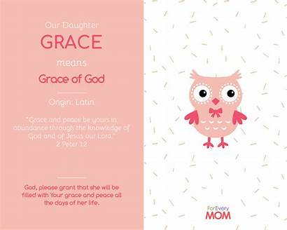 Names Meanings Grace Prayers Scriptures Boy