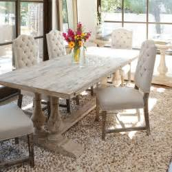 Shabby Chic Dining Room Sets best 25 dining tables ideas on pinterest dining room