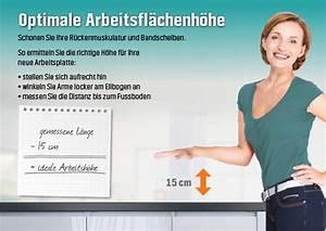 Arbeitsplatte Küche Höhe : die k che optimal ergonomisch planen obi ratgeber ~ Watch28wear.com Haus und Dekorationen