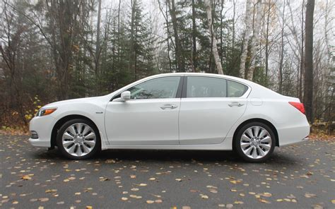 2018 Acura Rlx Sport Hybrid Sh Awd Impressive Review