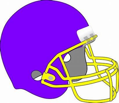 Football Helmet Clip Pink Clker Clipart Wreckers