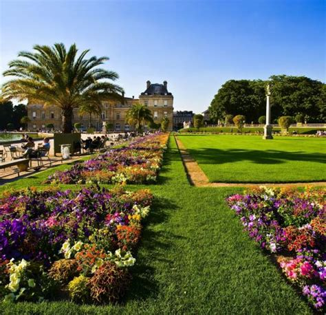 Jardin Du Luxembourg Adresse by Jardin Du Luxembourg Le Guide Vert Michelin