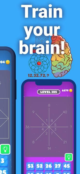 Brain Mental Math Logic Puzzles Games And Riddles For