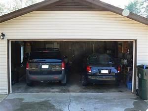 Garages: Appealing 2 car garages ideas Two Car Garage ...