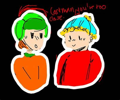 Kyle Broflovski Drawception