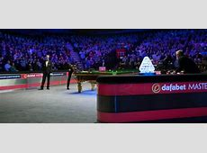 2019 Masters Final Close To Sell Out World Snooker