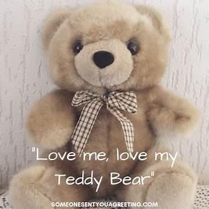 47 Teddy Bear Q... Cute Bear Quotes