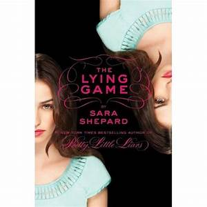Book Goggles Book Review The Lying Game By Sara Shepard