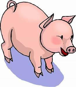 Clip Art - Clip art pigs 241167