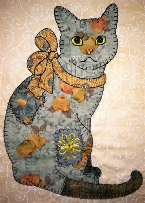 patterns for applique 720 best cat images on applique patterns