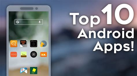 top  android apps   time youtube