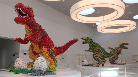 lego airbnb team   creative contest  stay  life size lego house chicago tribune