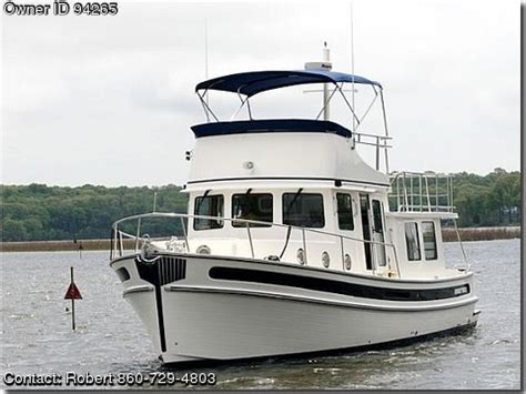 Used Nordic Boats For Sale By Owner by 2007 Nordic Tug Flybridge Trawler Pontooncats